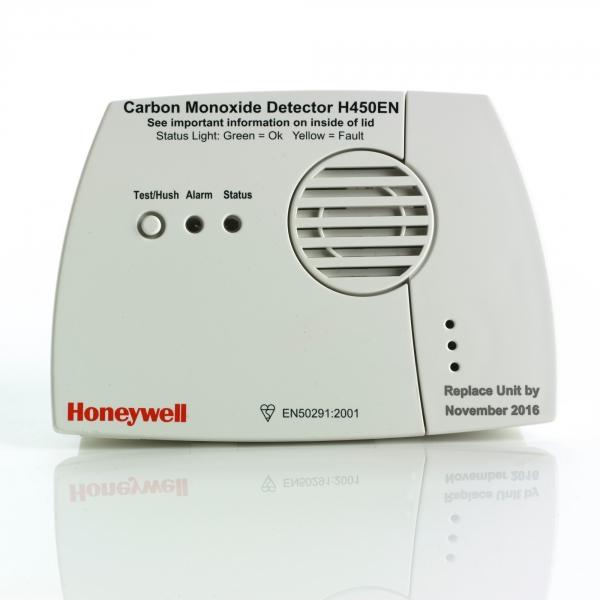 Montáž detektorů CO